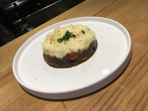 Parmentier bœuf bourguignon