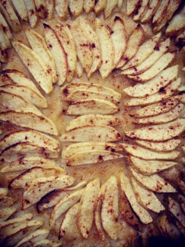 Tarte fine pommes